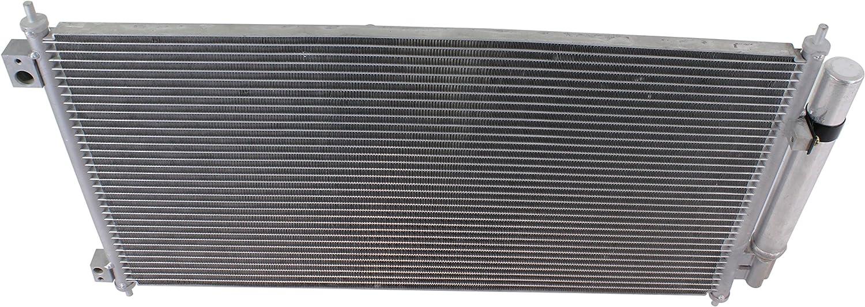 Kool Vue KVAC3669 A//A//C Condenser 2008-12 Honda Accord 2.4L//3.5L Eng.