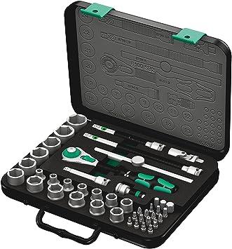 Wera WER003594 - Juego de vasos para llaves (tamaño: 3/8pulgadas, pack de 43): Amazon.es: Electrónica