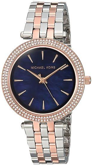 Michael Kors - Reloj de Pulsera de Mujer mk3651: Michael Kors: Amazon.es: Relojes