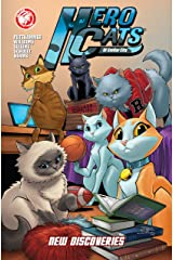 Hero Cats Vol. 2 Kindle Edition