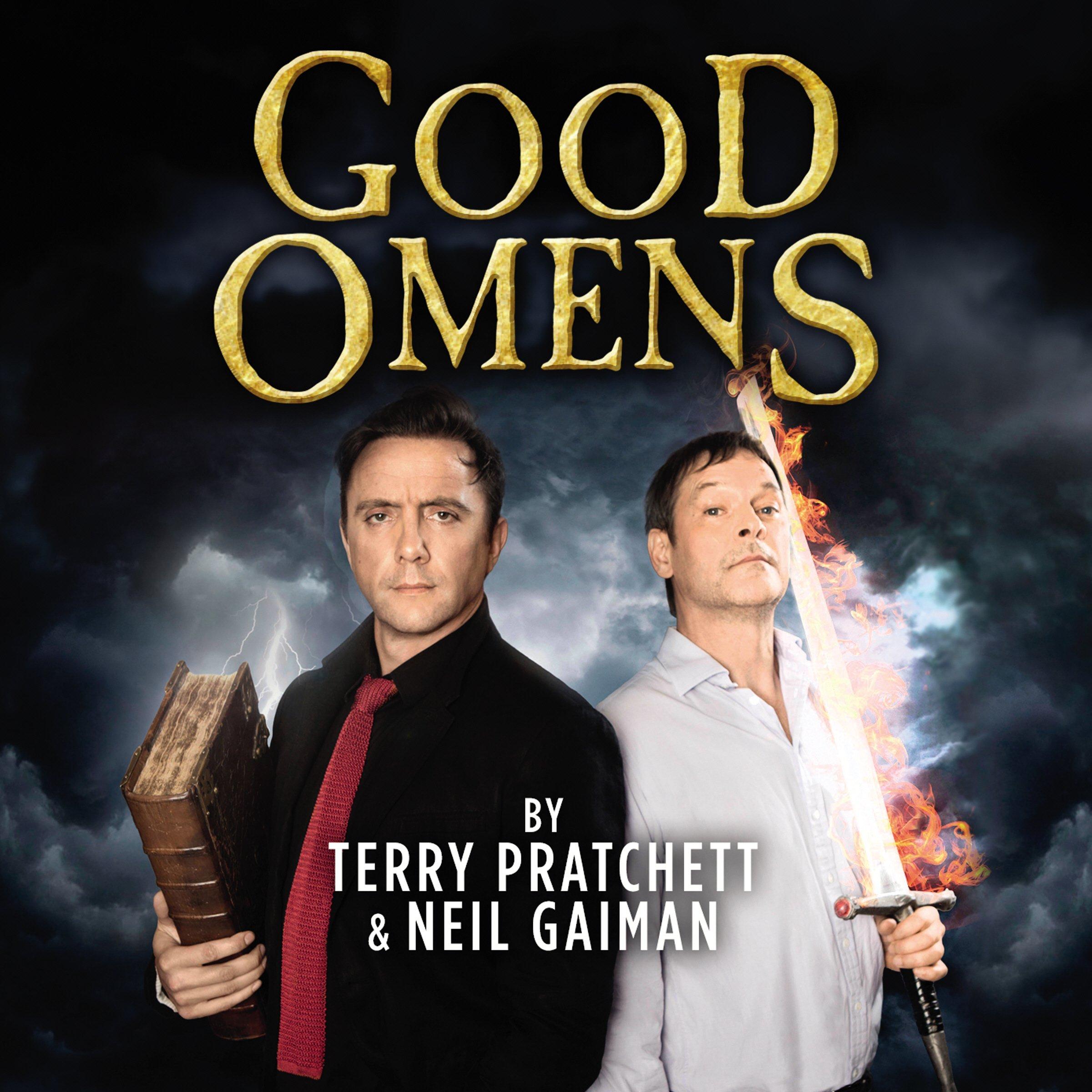 Good Omens Unabridged Audio Book Download