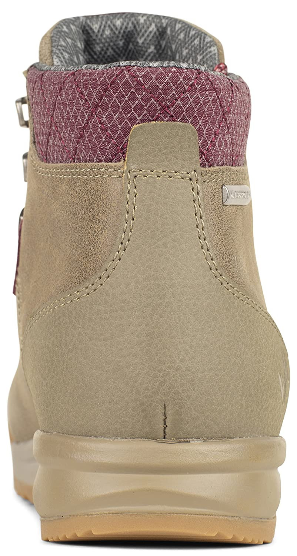 Forsake Patch - Women's Waterproof B078RSMDSQ Premium Leather Hiking Boot B078RSMDSQ Waterproof 10 B(M) US|Timberwolf 068736