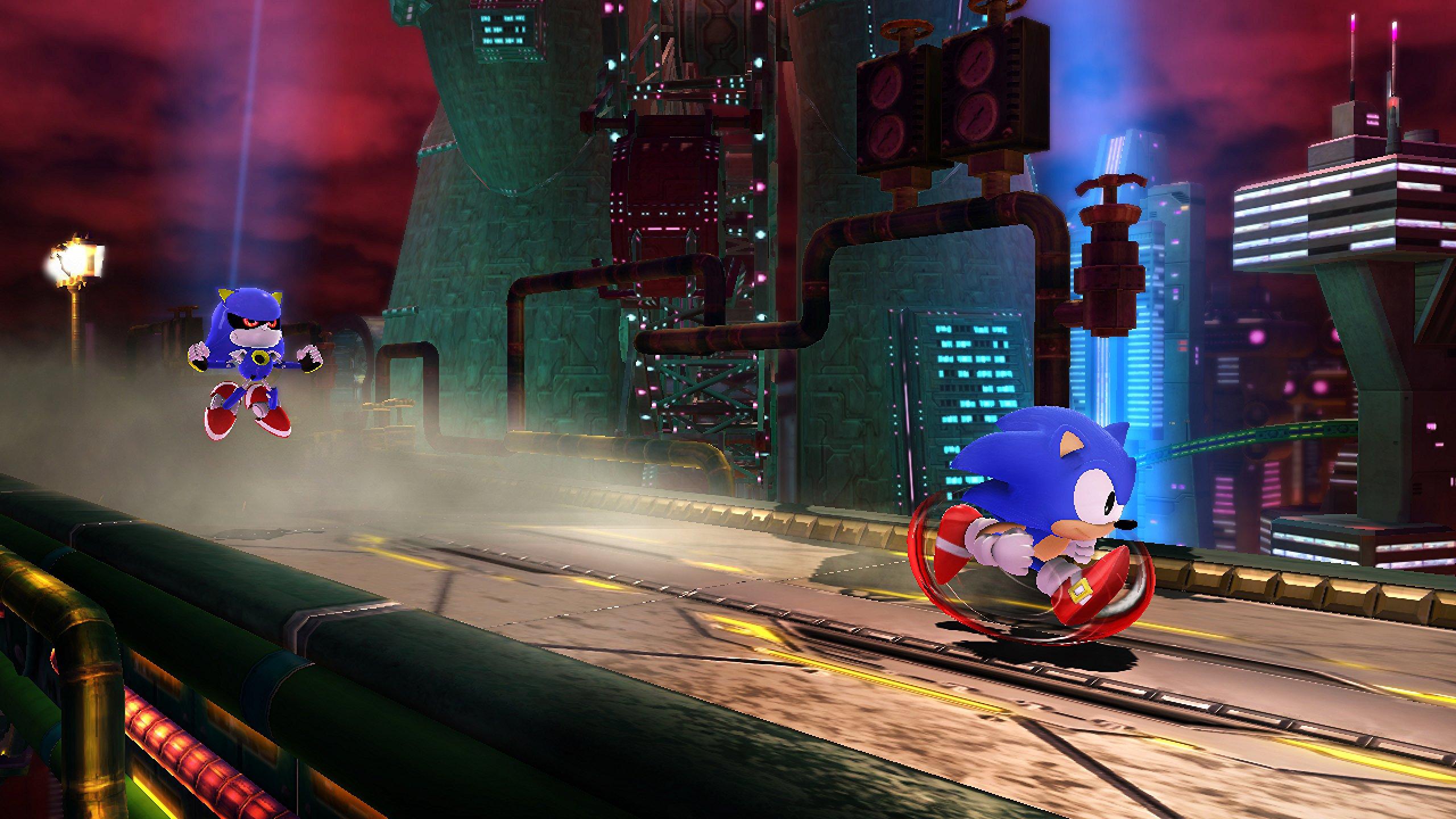 Sonic Generations - Nintendo 3DS by Sega (Image #6)