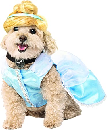 Amazon.com: Rubies Disney: Disfraz de princesa para ...