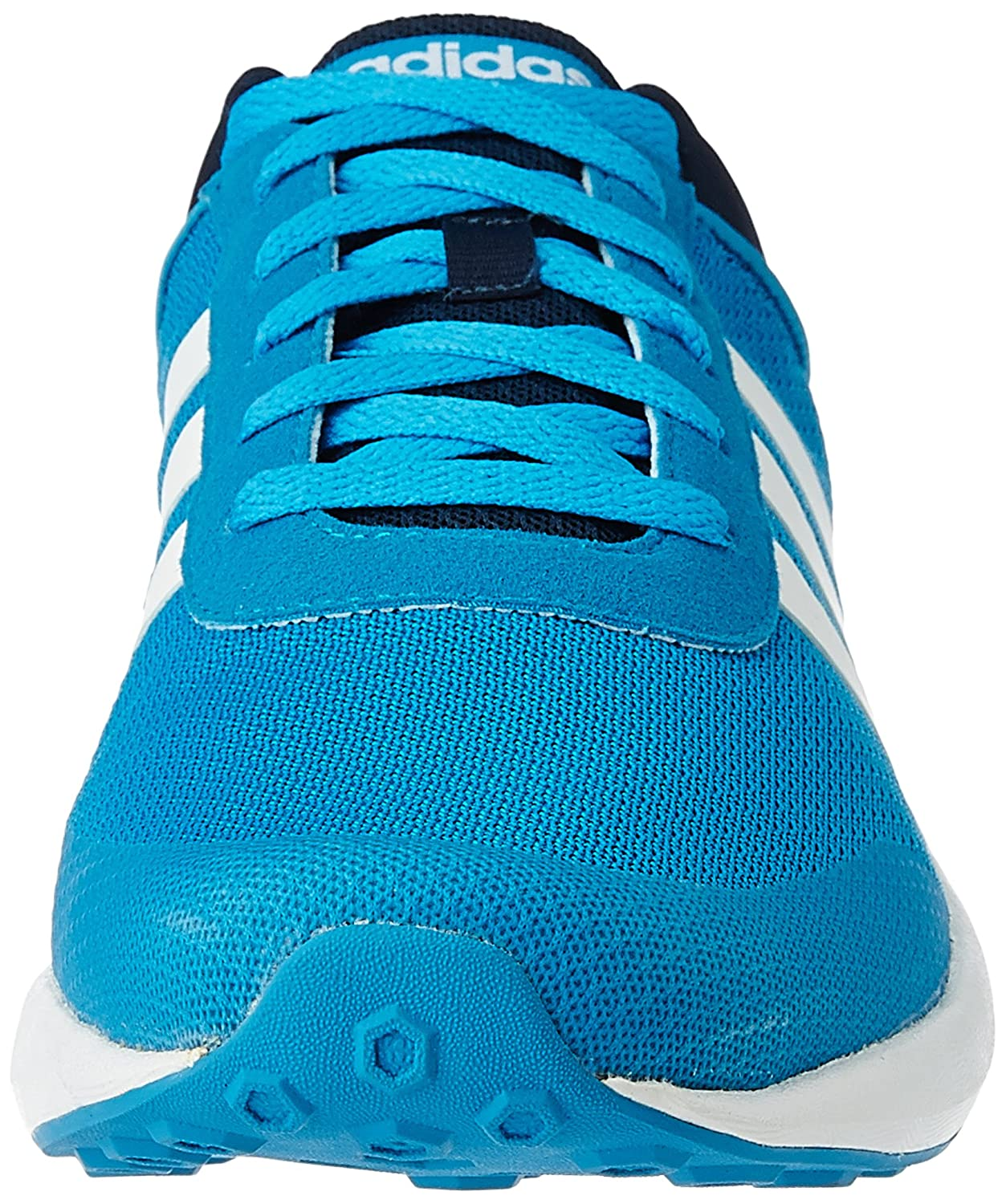 df9ad055e80ab1 ... closeout adidas neo mens cloudfoam race solblu ftwwht and conavy  sneakers 11 uk india 46 eu