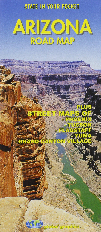 Arizona Road map pdf