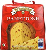 VALENTINO Panettone 1 kg - Lot de 2