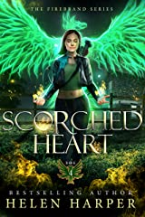 Scorched Heart (The Firebrand Series Book 4) Kindle Edition