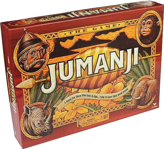 Cardinal Games Jumanji the Game Action w