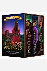 The Lost Ancients- Books 1-3: Collection of the first three books in The Lost Ancients series Kindle Edition