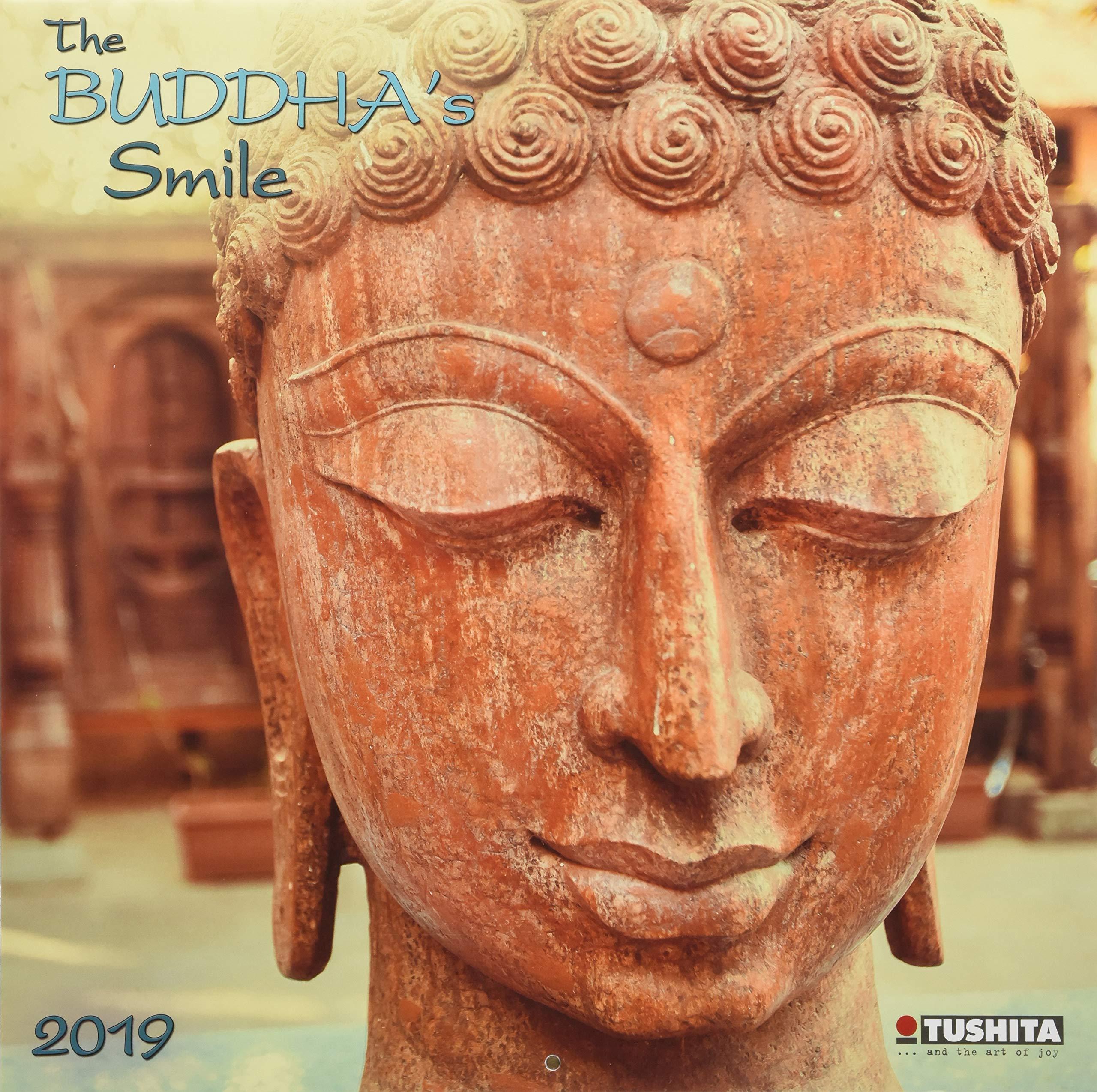 The Buddha's Smile 2019  Kalender 2019  Mindful Edition