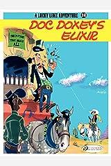 Lucky Luke - Volume 38 - Doc doxey's elixir (Lucky Luke (English version)) Kindle Edition