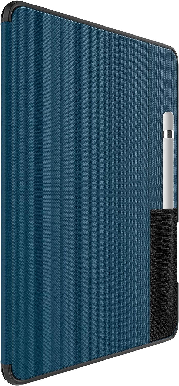 Otterbox Symmetry Folio Sturzsichere Folio Schutzhülle Mit Pencil Halter Für Ipad 5 6 Generation Blau Elektronik