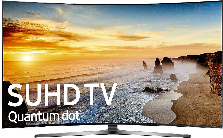 Televisor Samsung UN65KS9800 Curvo 4K Ultra HD Smart LED de 65 Pulgadas (Modelo 2016): Amazon.es: Electrónica