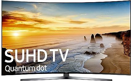 Televisor Samsung UN65KS9800 Curvo 4K Ultra HD Smart LED de 65 ...