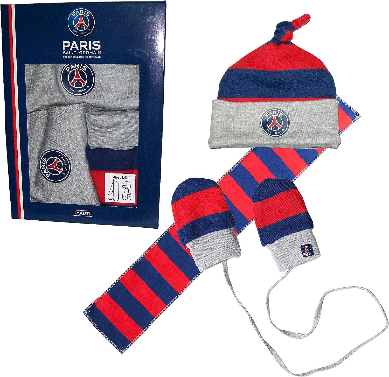 Estuche de productos para bebé, diseño del París SAINT GERMAIN colección oficial París SAINT GERMAIN...: Amazon.es: Bebé