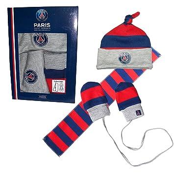 Coffret naissance bébé garçon PSG - Collection officielle PARIS SAINT  GERMAIN. bf194e46167