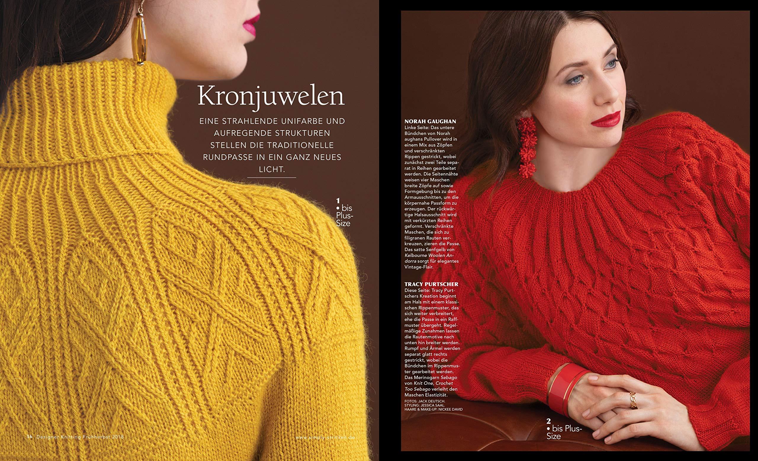 Amazonfr Simply Kreativ Designer Knitting Jetzt Neu Deutsche