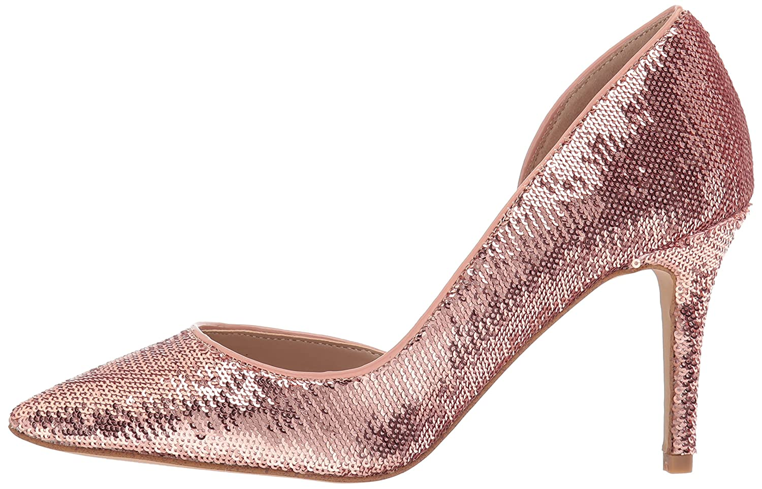 ALDO Women's Acedda Pump B0743SZK6Q 6.5 B(M) US|Light Pink