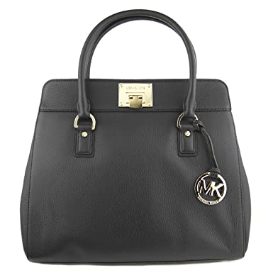 ef57c766c16c Michael Kors - Handbag for women, black: Amazon.co.uk: Shoes & Bags