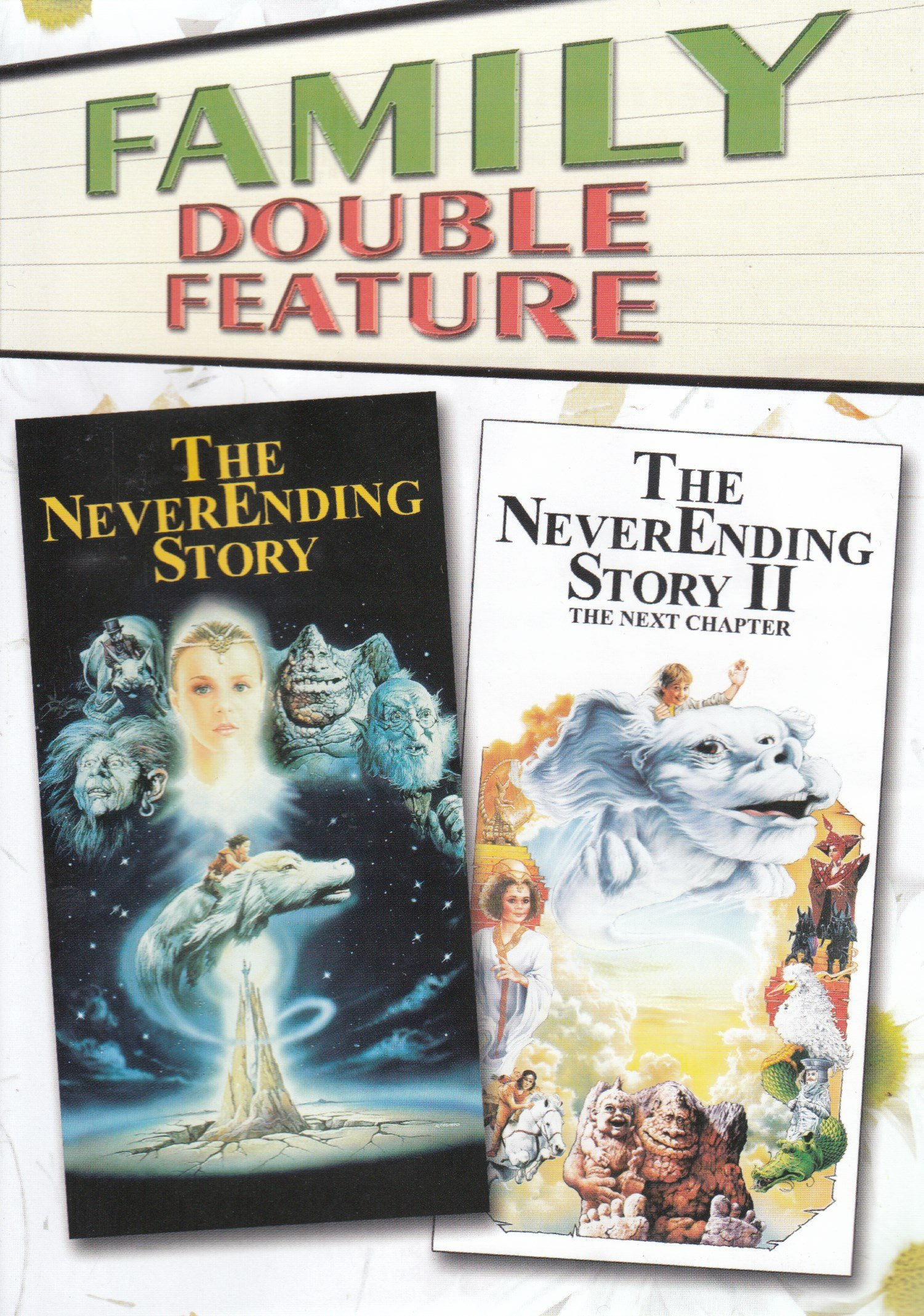 DVD : The Neverending Story / The Neverending Story II: The Next Chapter (DVD)