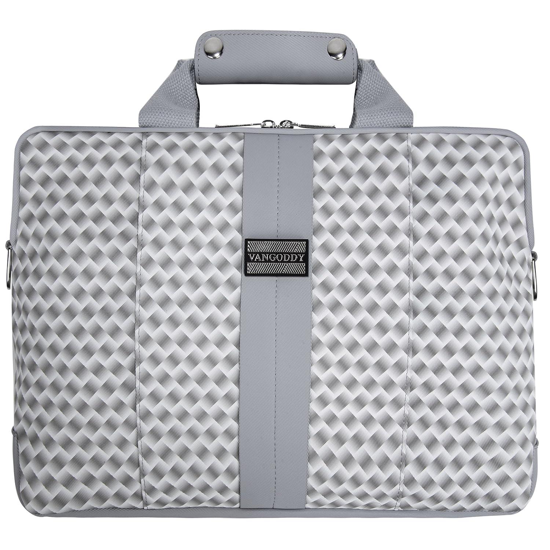 Amazon.com: VanGoddy Modern White Messenger Bag for Lenovo ...