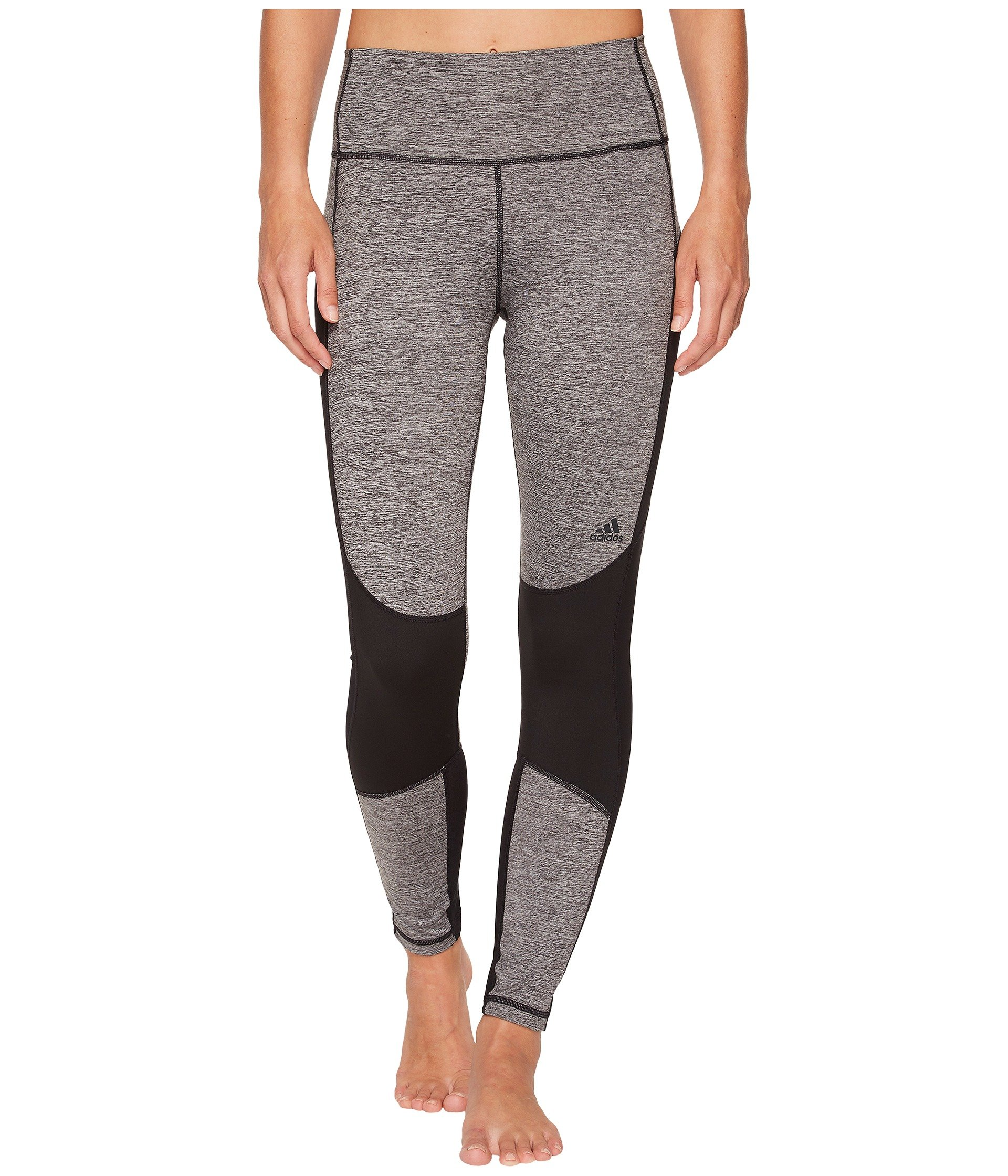 adidas Women's Believe This High-Rise 7/8 Soft Tights Black X-Small
