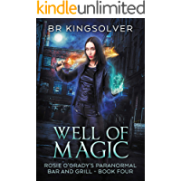 Well of Magic: An Urban Fantasy (Rosie O'Grady's Paranormal Bar and Grill Book 4) book cover