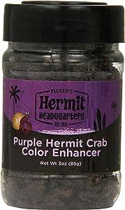 Fluker's Color Enhancer Treat - Food for Purple Hermit Crabs