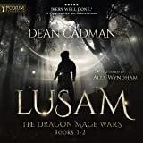 Lusam: The Dragon Mage Wars, Books 1-2