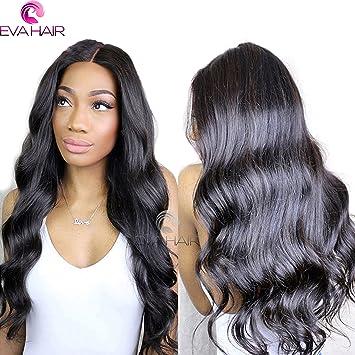 Amazon Com 13x6 Lace Front Human Hair Wigs For Black Women Pre