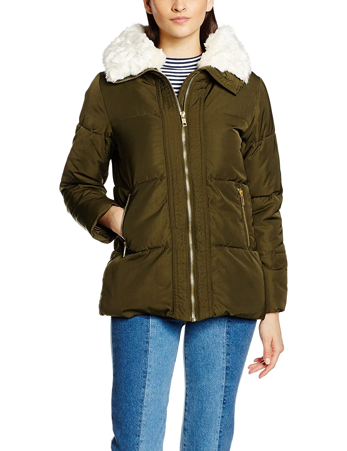 New Look Lux Padded Chaqueta para Mujer