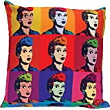 Spoontiques I Love Lucy Pillow