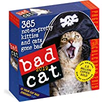 Bad Cat Page-A-Day Calendar 2019