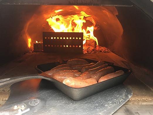 Chimenea ilfornino - Flame Guard - Horno de leña para pizzas para ...