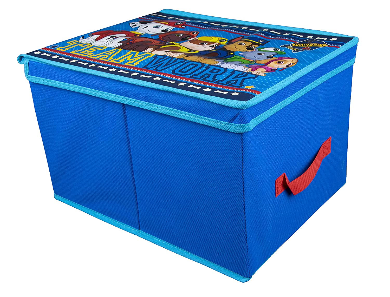 Paw Patrol Storage Box Blue Global 88867