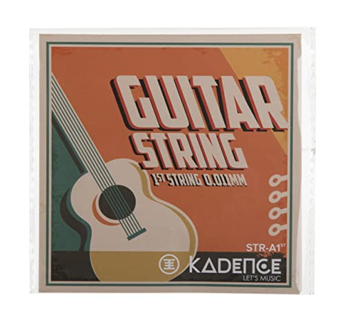 7. Kadence Acoustic Guitar Single 1st E String