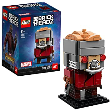 Star Y Brickheadz Juegos Lord41606Amazon esJuguetes Lego UpqMGzVS
