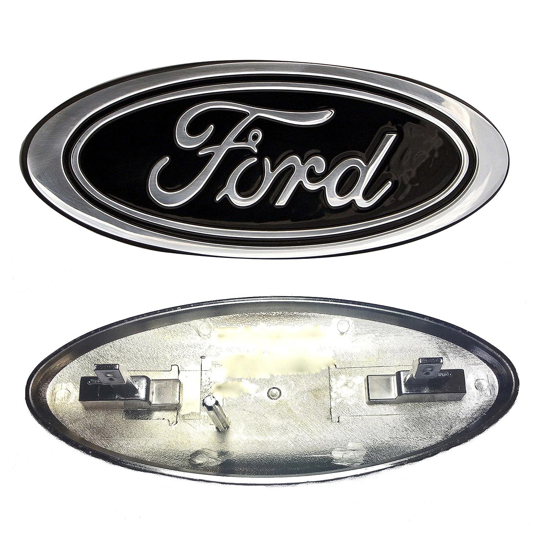 Ford Super Duty F250 F350 F450 F550 Front Grill Emblem Blue Ford Oval  2005-2007