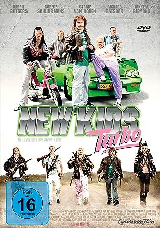New Kids Turbo [Alemania] [DVD]