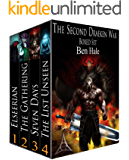 The Second Draeken War: Boxed Set: The Second Draeken War #1-4 (The Chronicles of Lumineia)