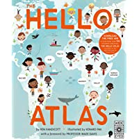 The Hello Atlas: Listen to 133 different languages!