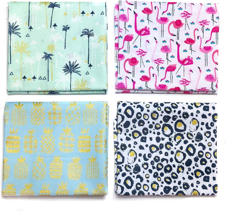 pasteles de capas y paquetes de retales Charming Pack Dashwood Studio Ocean Drive rollos de gelatina paquetes de abalorios de tela tropical 42 x 5 Squares