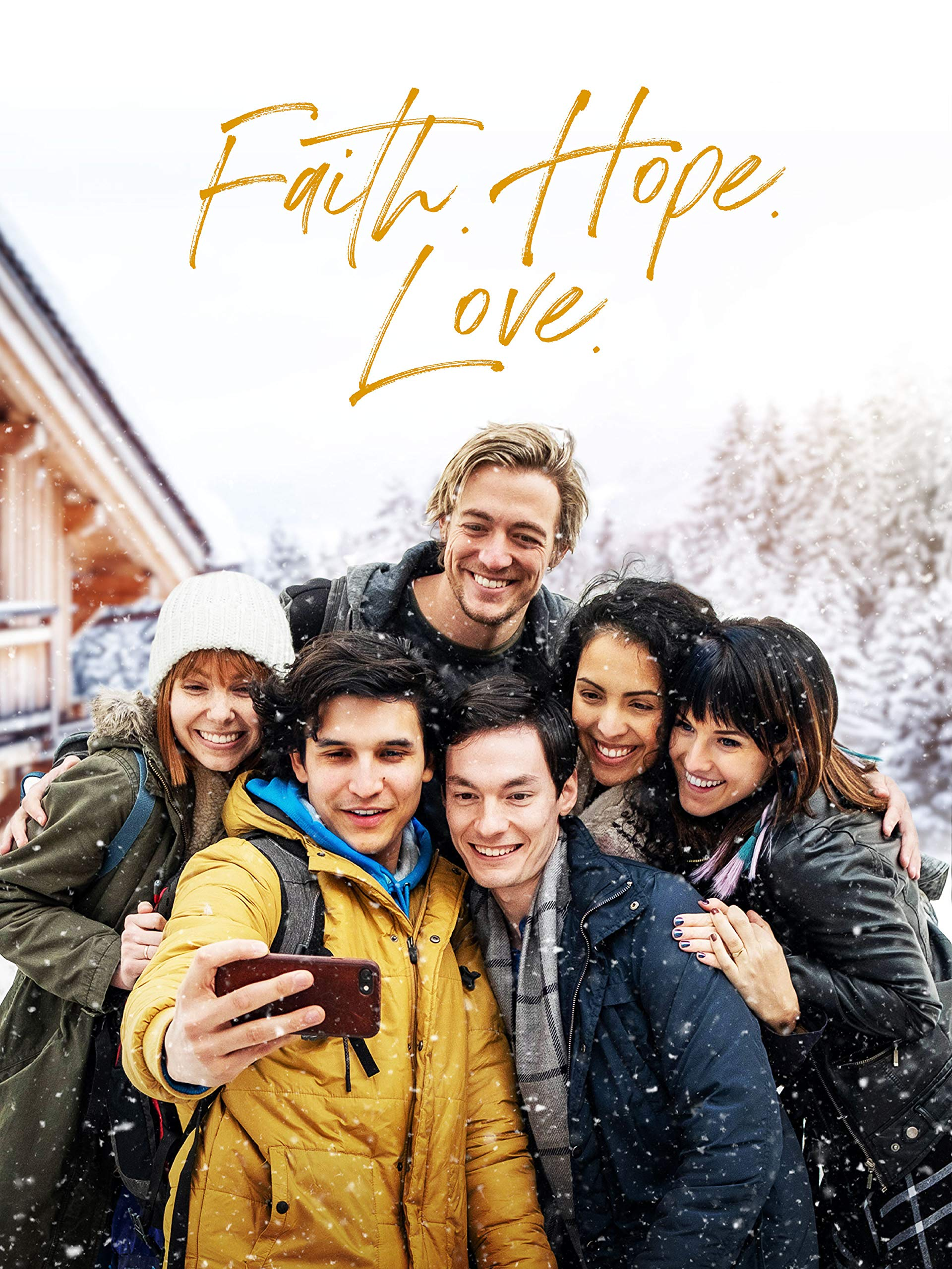 Faith. Hope. Love on Amazon Prime Video UK