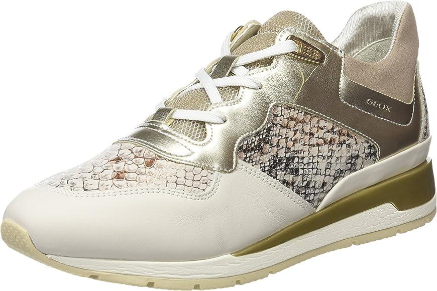 D Shahira B, Sneakers Basses Femme