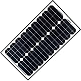 ALEKO SP30W24V 30W 24V Monocrystalline Solar Panel