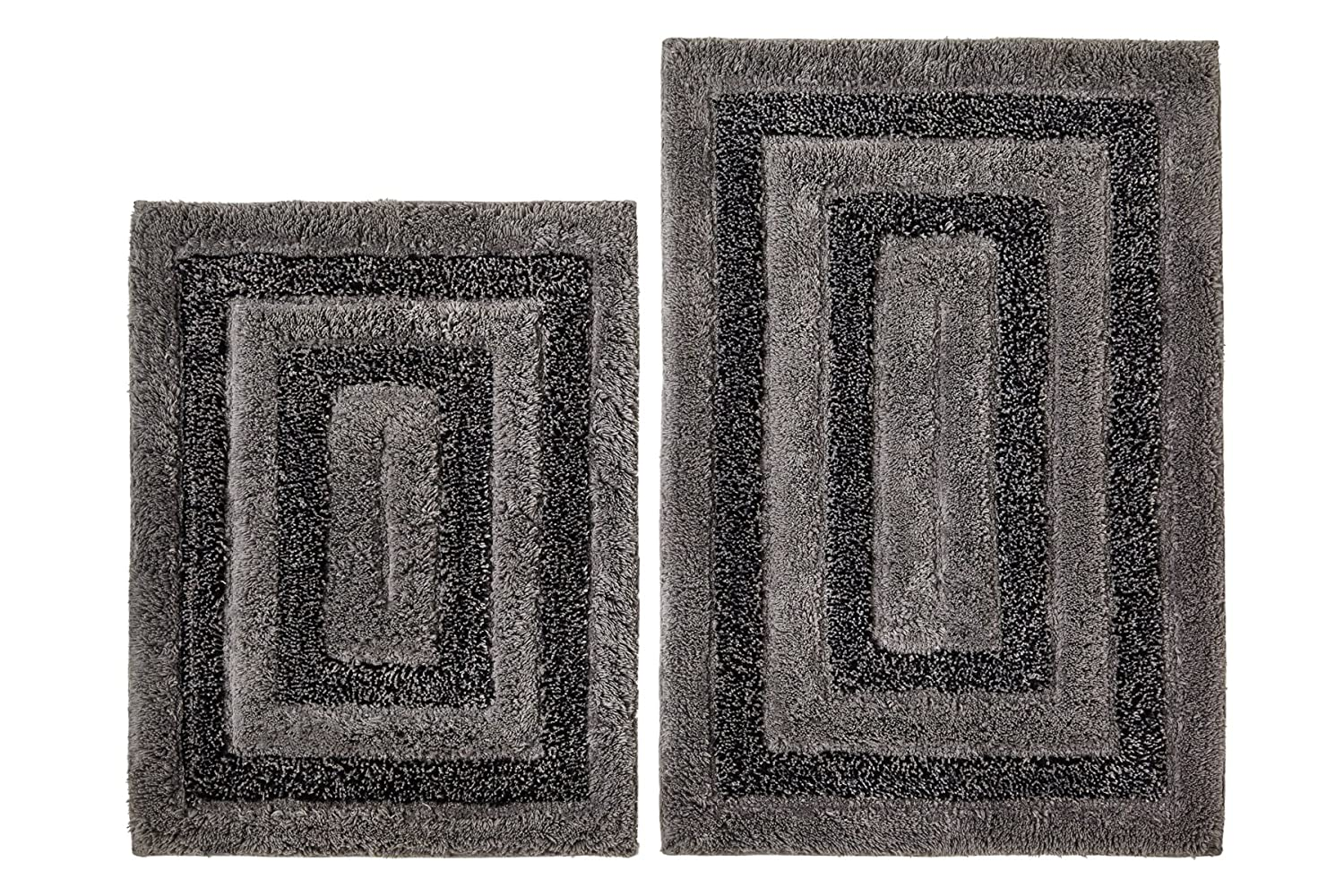 Shop Amazoncom Bath Rugs - Patterned bath mat for bathroom decorating ideas