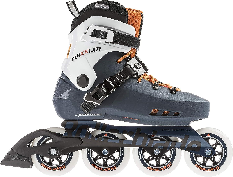 Erwachsene Maxxum Edge 90 Inline-Skate Rollerblade Unisex/