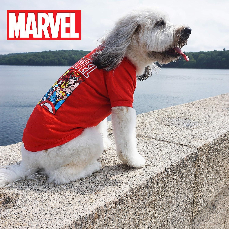 8e9cb24df760 Marvel Comics Arnés de Perro Spiderman para Todos los Perros ...