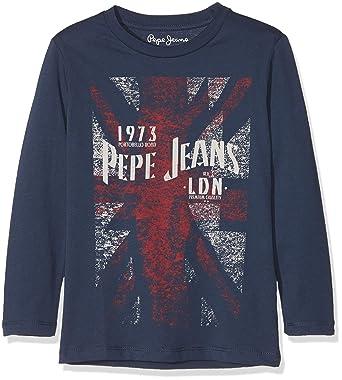 bd2d8d988136 Pepe Jeans T- Shirt Garçon  Amazon.fr  Vêtements et accessoires